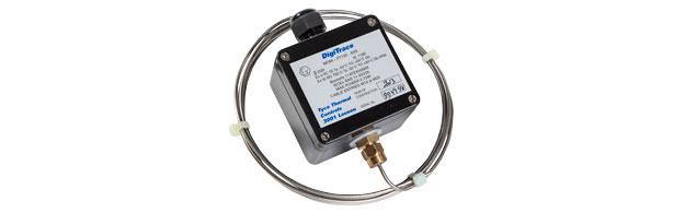 moni-pt100-exe是一种通过危险区域认证的传感器,其中包含接线盒